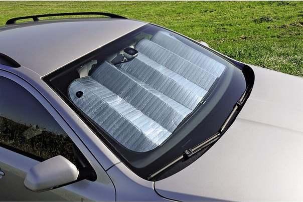 Защита от солнца лобового стекла